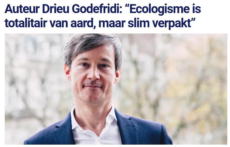 Artikel Drieu Godefridi op Palnws