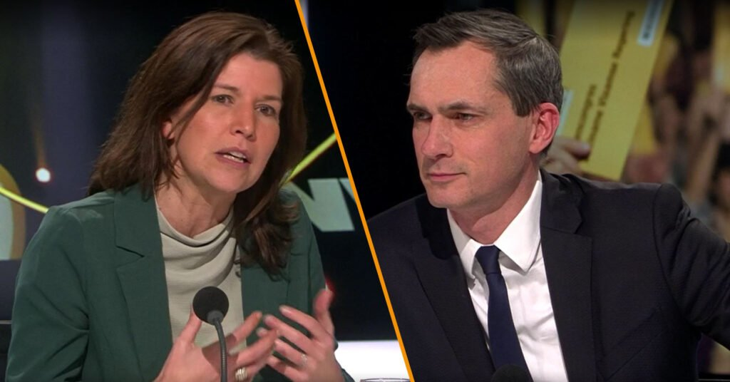 """Parys en Van Peel willen """"oplossing bieden aan liberale en christendemocratische kiezers"""""""