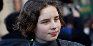 Klimaatactivist Anuna De Wever. Foto: Shutterstock.
